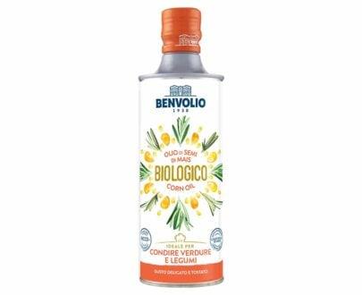 Olio Di Mais Biologico Benvolio 500Ml Bpgr012 Front