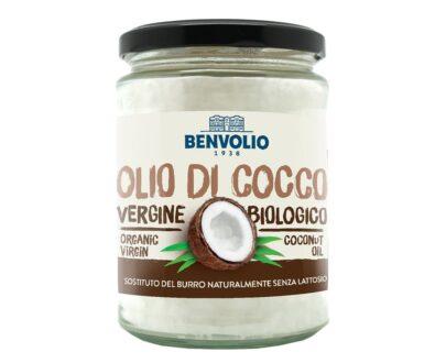 Olio Di Cocco Biologico Vergine 500Ml