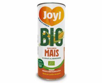 Olio di Mais Bio JOYL 900ML Front