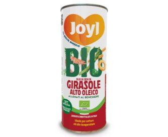 Olio di Girasole Alto Oleico Biologico 900ml JOYL Front
