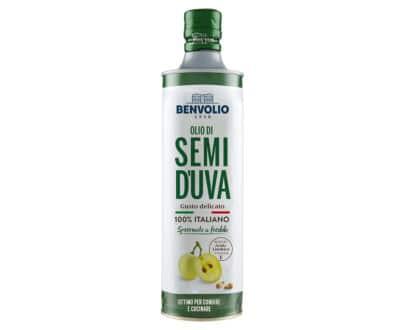 Olio di Semi d'Uva 100% Italiano 750ml